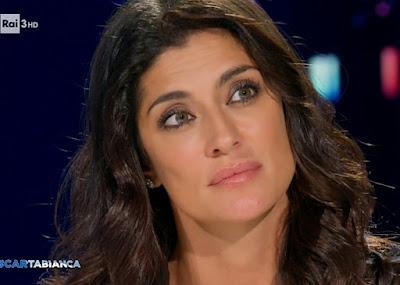 cartabianca 21 settembre Elisa Isoardi conduttrice TV