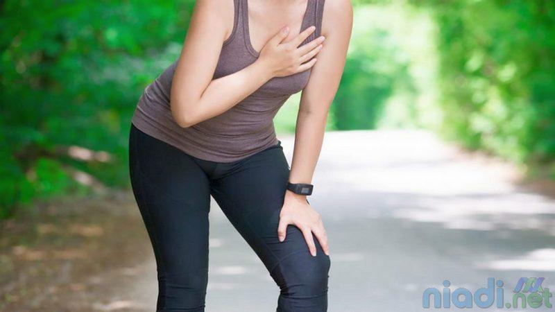 waspada, ini bahaya dan gejala serangan jantung saat olahraga berlebihan