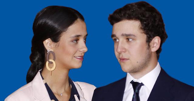Victoria Federica y Froilán