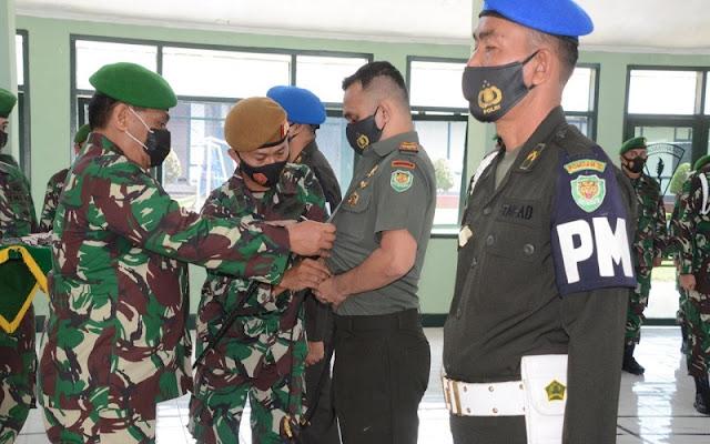 Pangdam III/Siliwangi Pecat Perwira TNI AD di Cimahi yang Diduga Lakukan Tindak Asusila