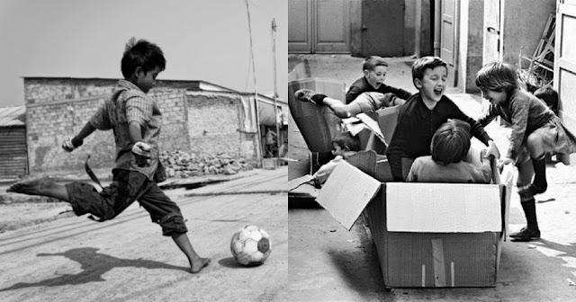 «Άραγε Πως Ζούσαμε Τότε, Χωρίς Τηλεόραση, Χωρίς Κινητά…»: Αφιερωμένο Στα Παιδιά Της Αλάνας