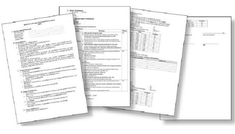 Contoh RPP Kelas 5 Tema 1 Edisi Revisi 1 Lembar