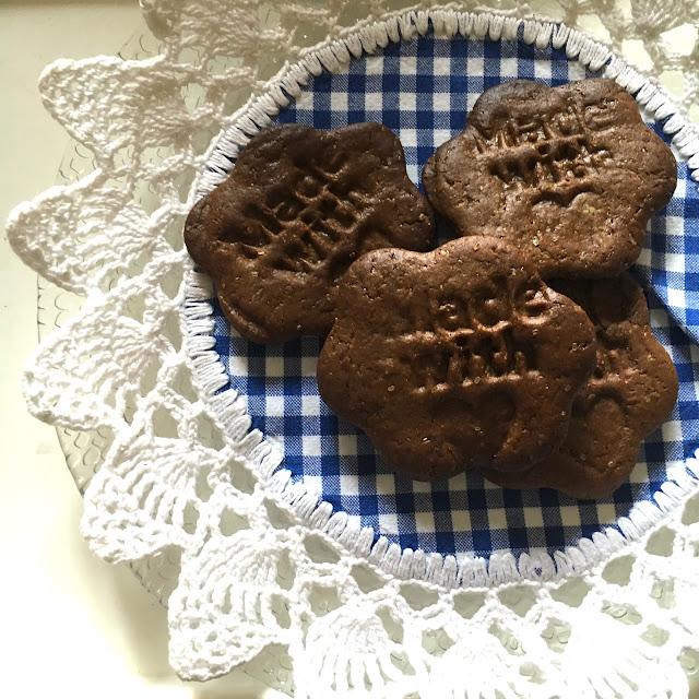 ricette vegan - biscotti alla melassa