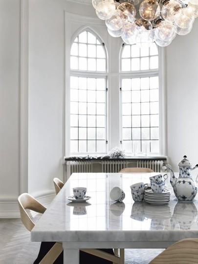 MORETTI Architect Interior Design BIANCO MODERNO