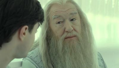 Албус Дъмбълдор - Хари Потър и даровете на смъртта