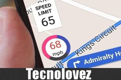 Google Maps - In arrivo il tachimetro che indicherà in tempo reale la velocità alla quale si sta viaggiando