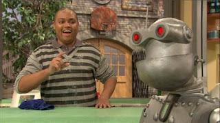 Chris, Rico the robot, Sesame Street Episode 4406 Help O Bots, Help-O-Bots season 44