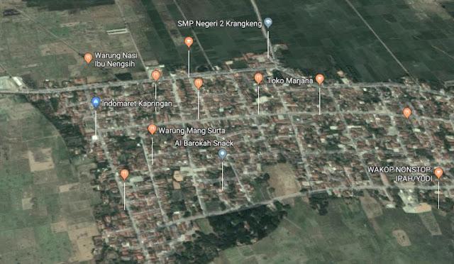 Sejarah Desa Kapringan Kec Kerangkeng Kab Indramayu