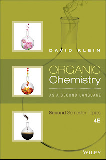 Organic Chemistry As a Second Language Second Semester Topics 4th Edition