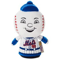 2016 Hallmark Itty Bittys New York Rangers Special Edition