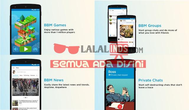 Download BBM 3.3.11.146 Terbaru APK Gratis