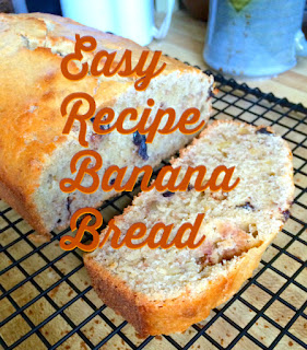 Easy Recipe Banana Bread Gluten Free Favorite Family Recipes