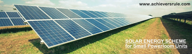 Important Key Points about Solar Energy Scheme for Upcoming Exams SBI PO, NICL AO, IBPS PO, SSC CGL, IBPS CLERK, Bank of Baroda PO