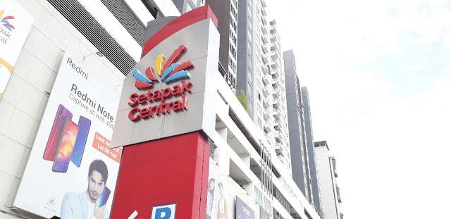 Setapak Central Mall