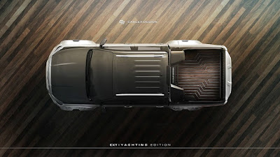 Mercedes X Class By Carlex Design Is The Maybach Of Pickup Trucks 4