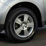 Subaru Forester wheel