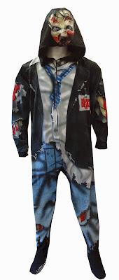 The Walking Dead, ecco il pigiama integrale
