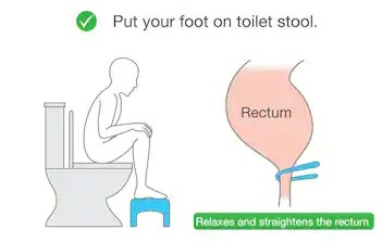 How to Shit in toilet sheet, western toilet sheet