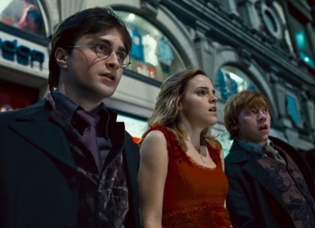 Varitas, Conjuros y Mucha Magia con Harry Potter por TNT