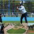 Alcalde Ramón Díaz Inaugura Campo de Béisbol en unidad deportiva de Huatabampo