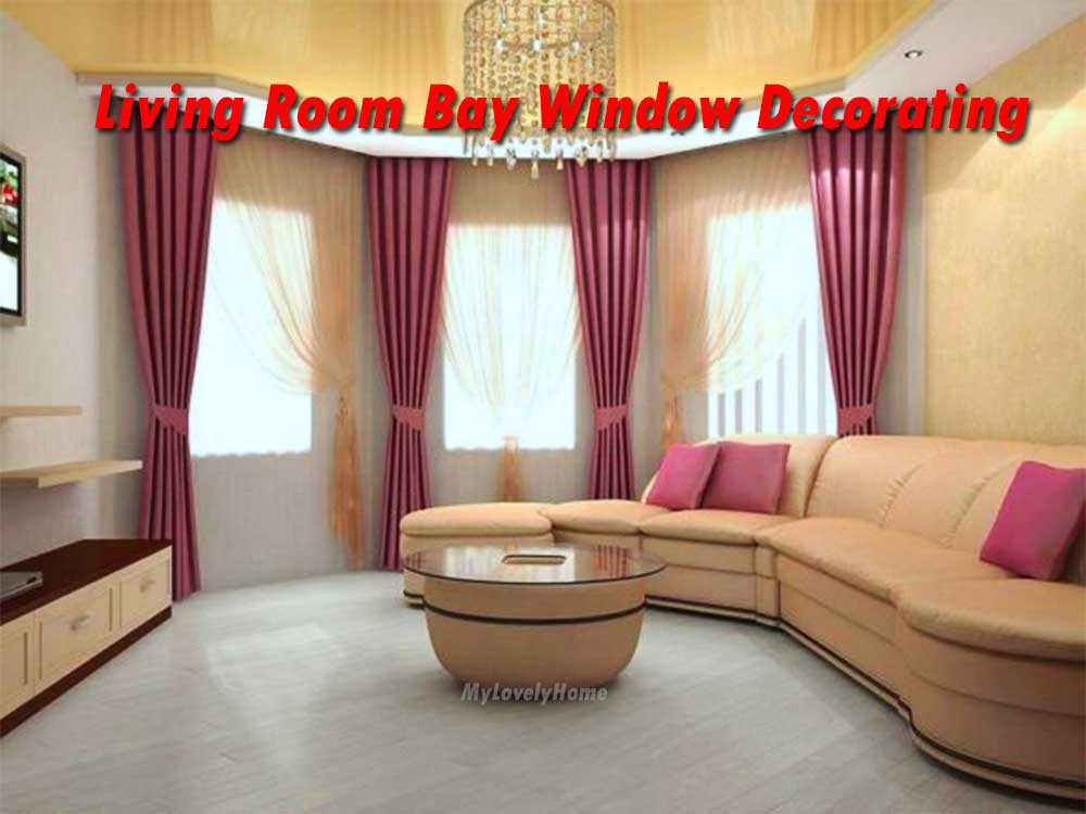 Large Bay Window in The Living Room Decorating Ideas - My ...