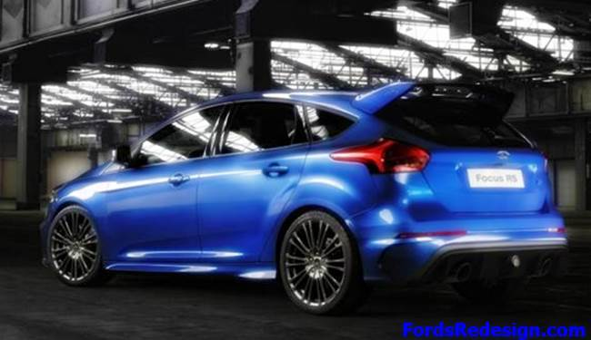 2018 Ford Focus RS Replica
