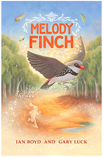 Melody Finch cover