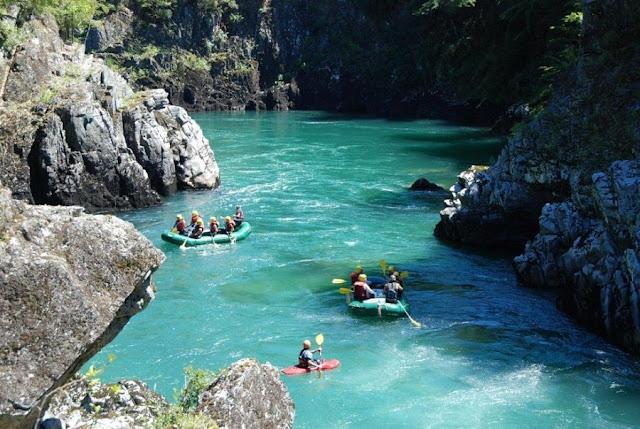 Rio Manso em Bariloche