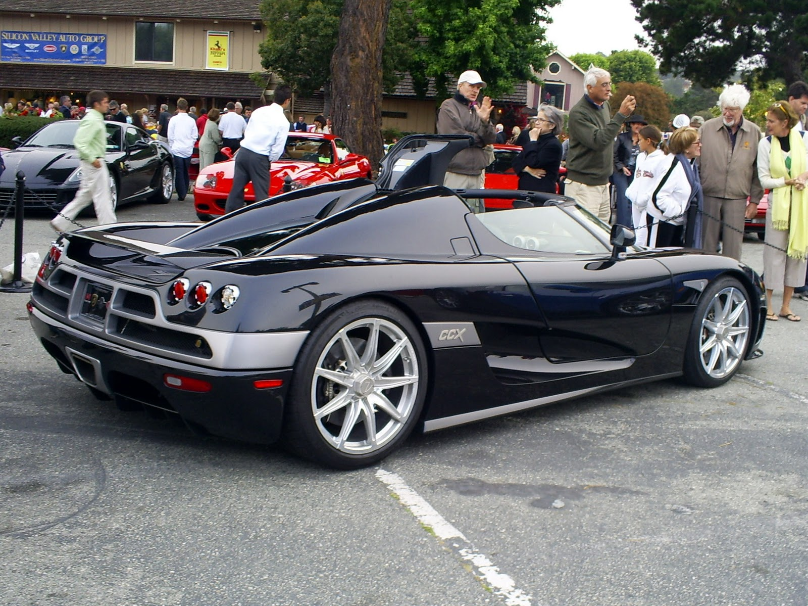 Car-model-2012: Koenigsegg Ccx