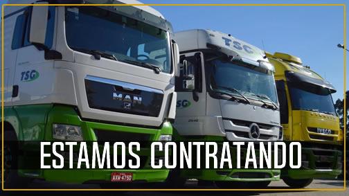Transportadora  Silveira Gomes está contratando motorista.