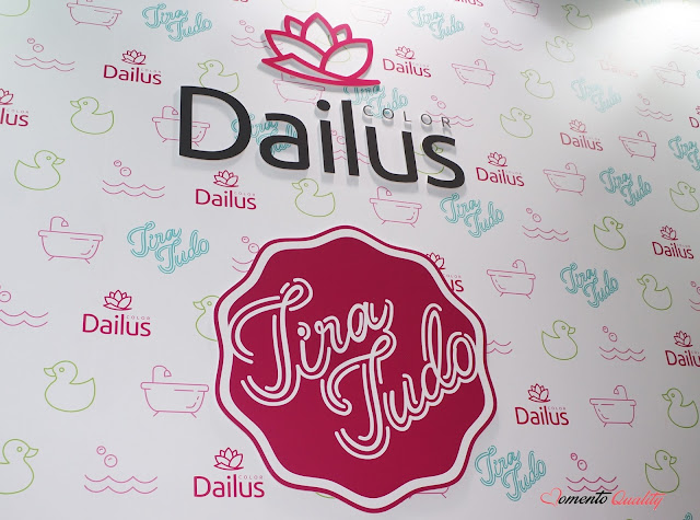 Tira Tudo Dailus Beauty Fair 2017