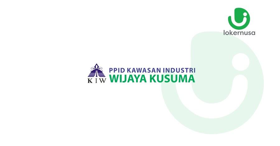 Lowongan kerja terbaru kali ini berasal dari PT Kawasan Industri Wijayakusuma (Persero).