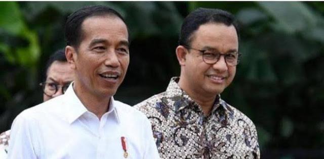 Jokowi Mau Kirim Pesan, Panggung 2024 Bukan Cuma Milik Anies Baswedan