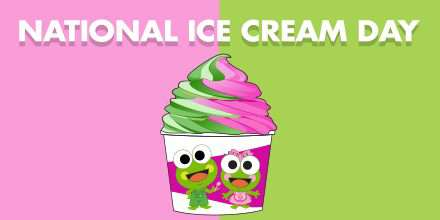 National Ice Cream Day Wishes Awesome Picture