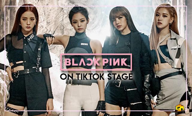 Blackpink TikTok Gizmo Manila