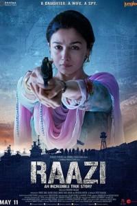Download Raazi (2018) Bluray HD 480p [300MB] || 720p [1GB] || 1080p [2.5GB]
