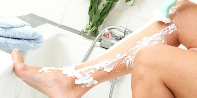 The Right Way to Shave Only for Girls