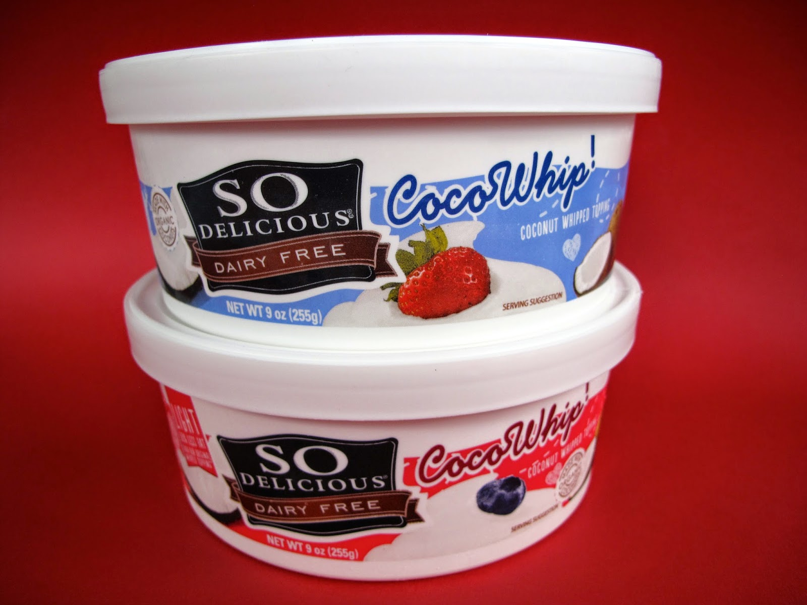 The Laziest Vegans in the World: So Delicious Coco Whip!