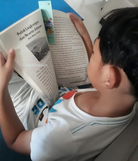 Berkeliling dunia dalam cerita Buku Bumiku Sehat Aku Gembira || ⓒJelajahSuwanto