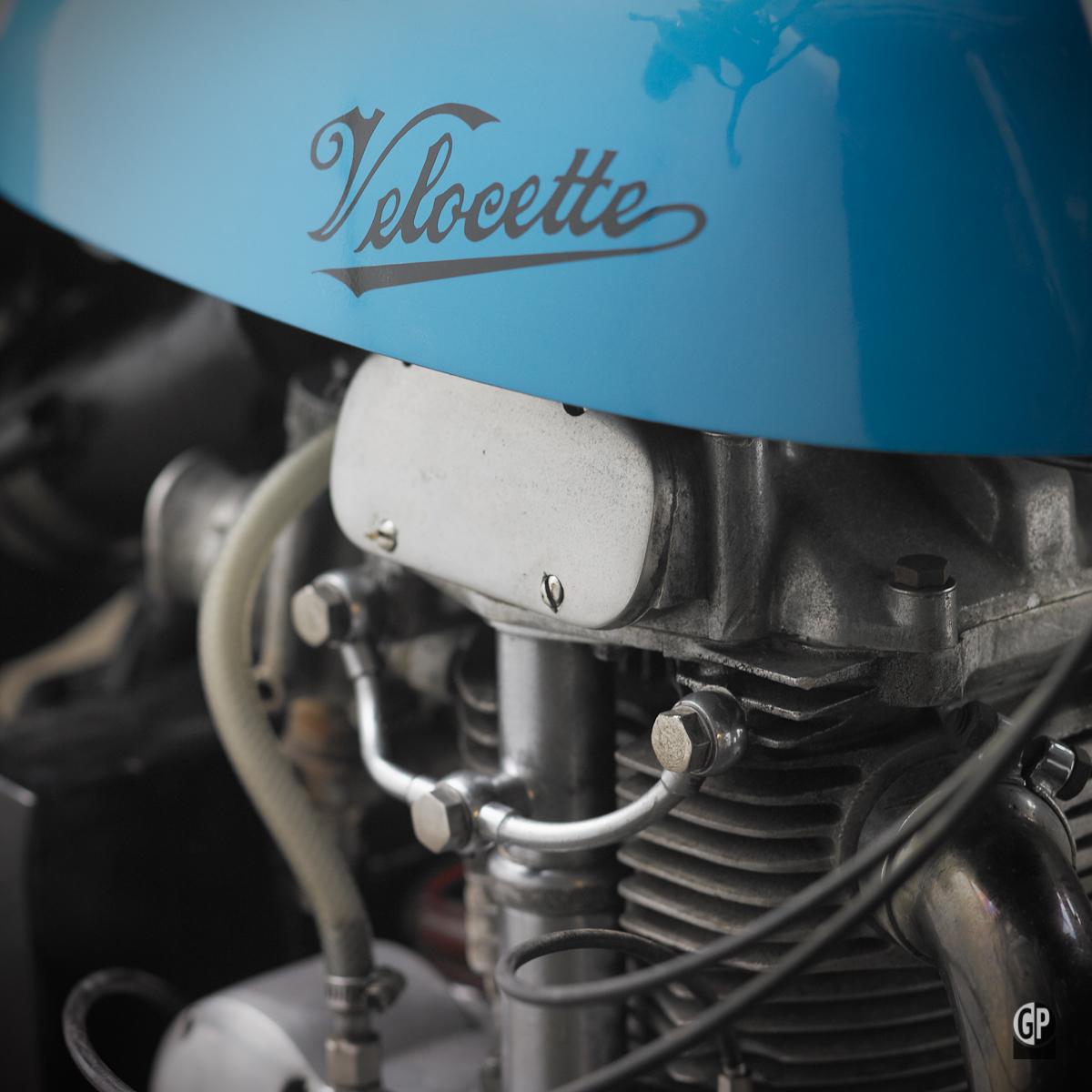Velocette 500 Scrambler via Southsiders