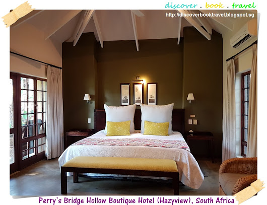 Hotel Review : Perry's Bridge Hollow Boutique Hotel (Hazyview)