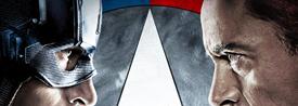 Película Capitán América. Civil War - Cine de Escritor