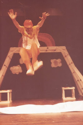 doug smith jumps with Child's Play
