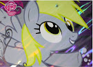 My Little Pony Derpy Series 2 Trading Card