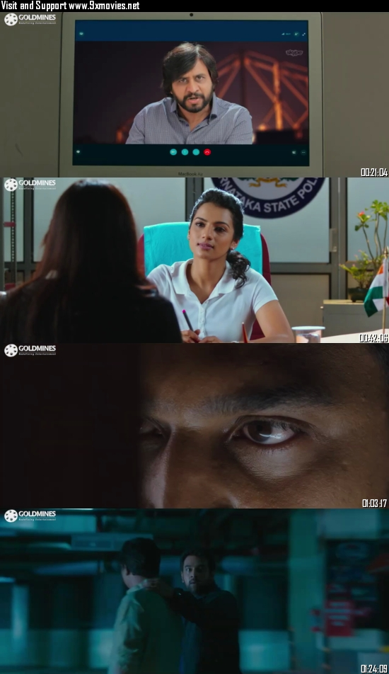 Aadyaa 2021 Hindi Dubbed 720p 480p Full Movie Download