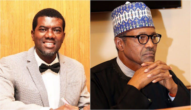 See What A Little Girl Wrote To Reno Omokri About President Buhari