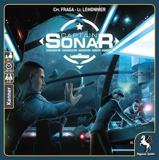 Opiniones de Captain Sonar the board game
