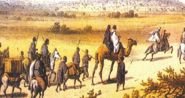 رحلة ابن بطوطة المغربي