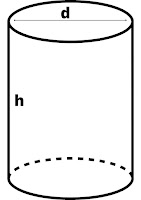 Concrete Calculator for Hole, Column, or Round Footings
