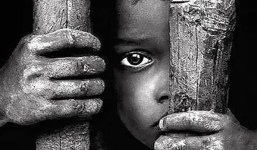 Modern slavery: children